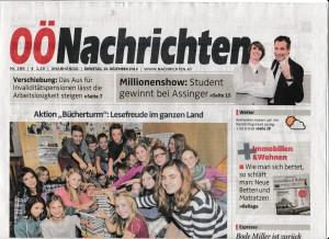 OÖ Nachrichten - 10.12 Deckblatt